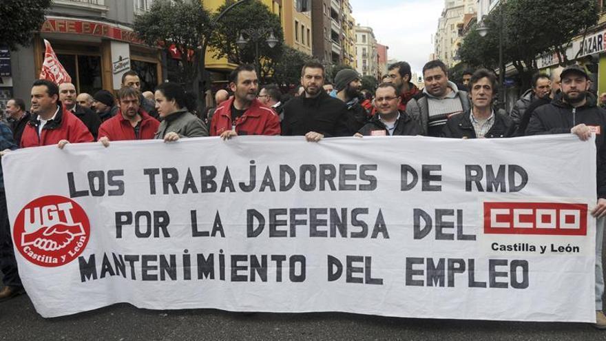 Los sindicatos se manifiestan hoy en Madrid por los recortes del Gobierno