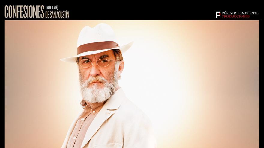 El actor Ramón Barea / Foto: Javier Naval.