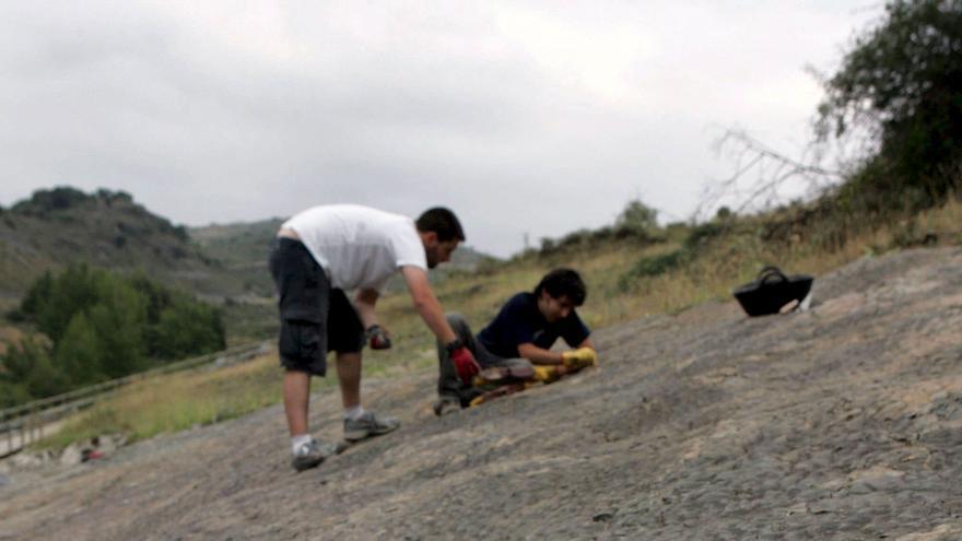 Las icnitas de La Rioja optan al reconocimiento de Geoparque de la UNESCO
