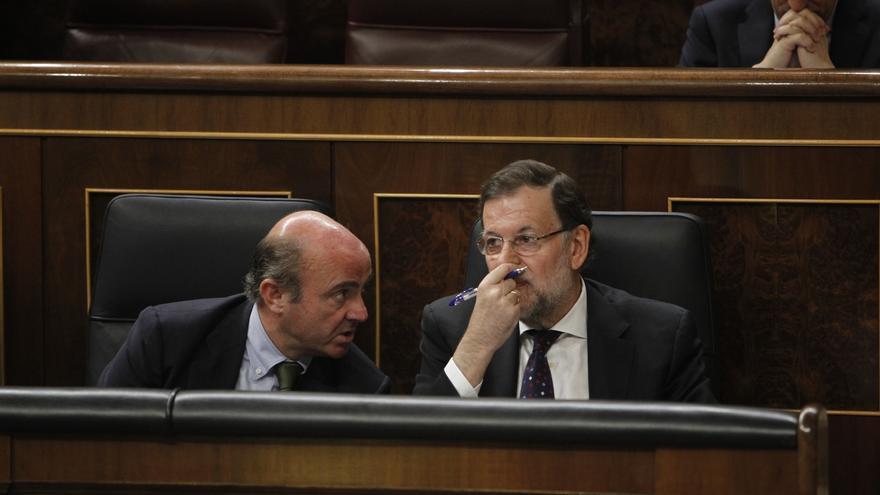 Rajoy arropará a De Guindos tras el caso Soria en la presentación de su libro sobre la recuperación de España