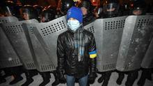 La policía vuelve a evacuar dos estaciones de metro en Kiev por un aviso de bomba