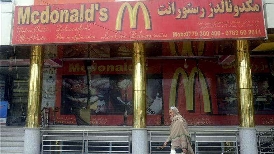 "Afganistán ya tiene su ""McDonalds"" nativo"
