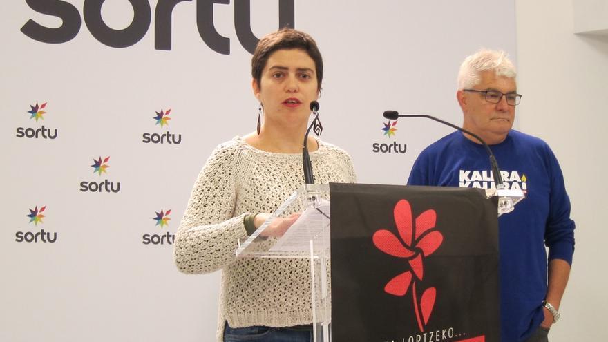 """Sortu dice que el EPPK mantiene sus """"líneas rojas"""" de """"no arrepentimiento y no delación"""""""