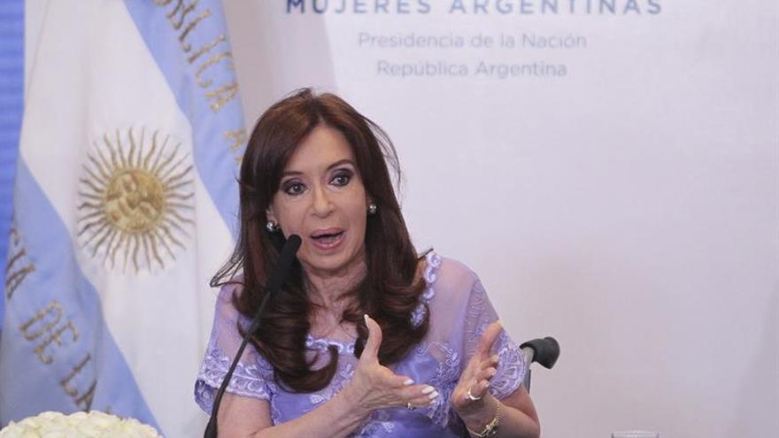Un Fiscal argentino pide desestimar la denuncia de Nisman contra Cristina Fernández