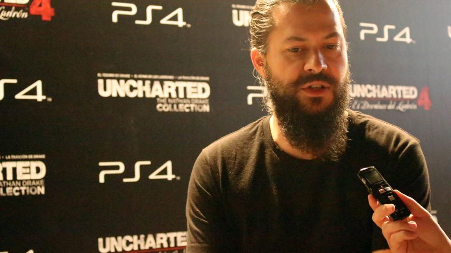 Entrevista a Arne Meyer Uncharted