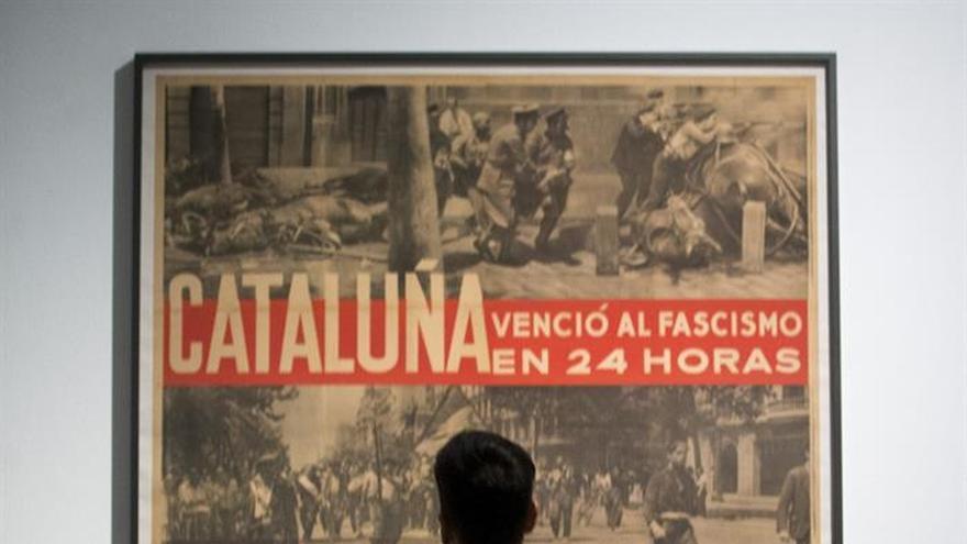 El MNAC muestra la interpretación histórica del arte sobre las insurrecciones