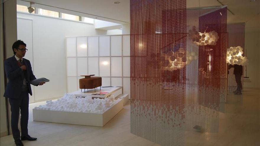 Muebles españoles y arquitectos japoneses, un tándem de exposición en Tokio