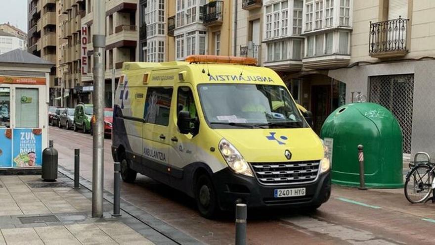 La ocupación hospitalaria sigue con su escalada en Euskadi, que ya tiene 694 ingresados