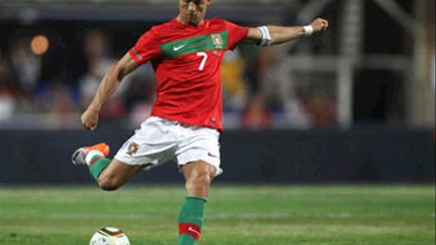 Expectativa por el debut de Cristiano Ronaldo. (GETTY IMAGES)