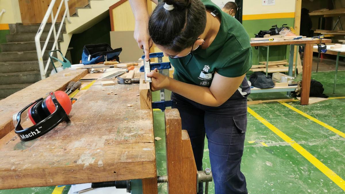 Alumnado de FP en Canarias. (IMAGEN DE ARCHIVO DE LA CONSEJERÍA DE EDUCACIÓN)