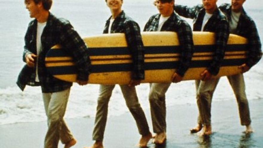 The Beach Boys, sensación de vivir