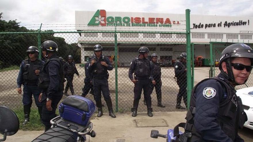 De las protestas en AgroIsleña #5