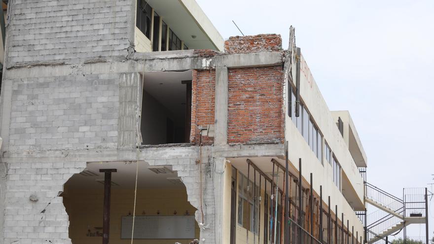 Declarado culpable el ingeniero de colegio derrumbado por terremoto en México