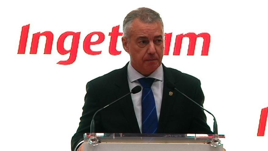 """Urkullu dice que el pacto presupuestario """"abre nuevas oportunidades a seguir construyendo Euskadi desde la colaboración"""""""