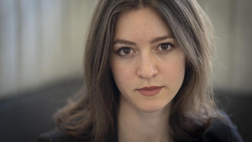Julia Ebner, miembro del Instituto para el Diálogo de Londres.