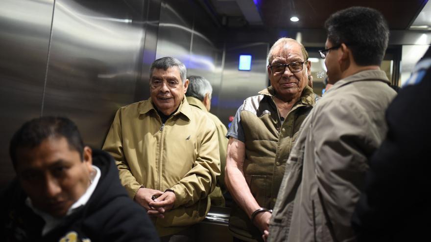 Muere un coronel de Guatemala procesado por genocidio y desaparición forzada