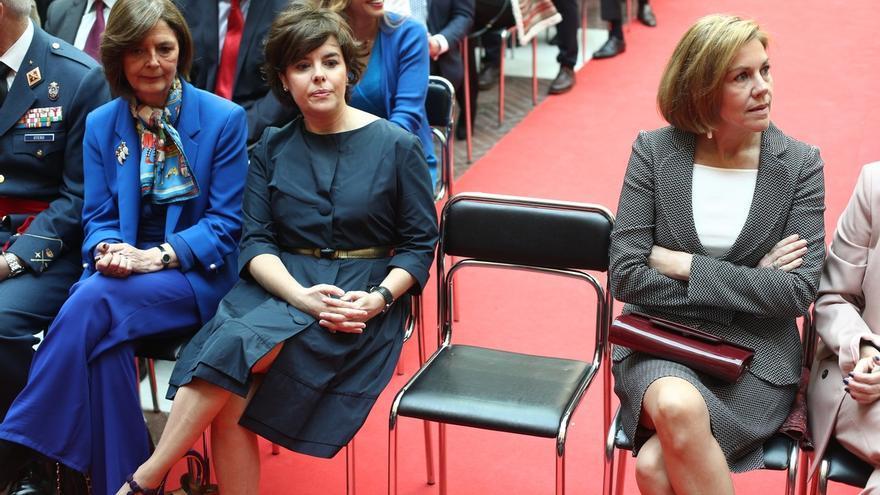El Gobierno y el PP nacional desembarcan en el Dos de Mayo para impulsar la remontada del PP de Madrid