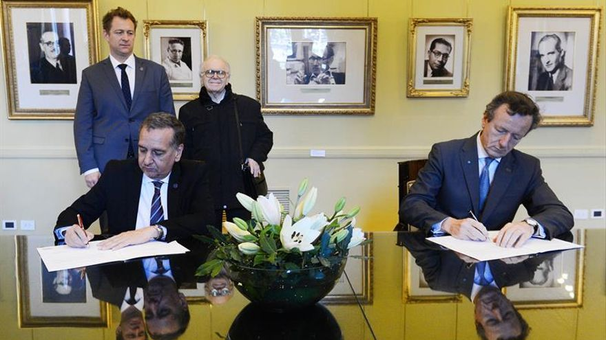 Viceministro italiano visita Argentina junto a empresarios