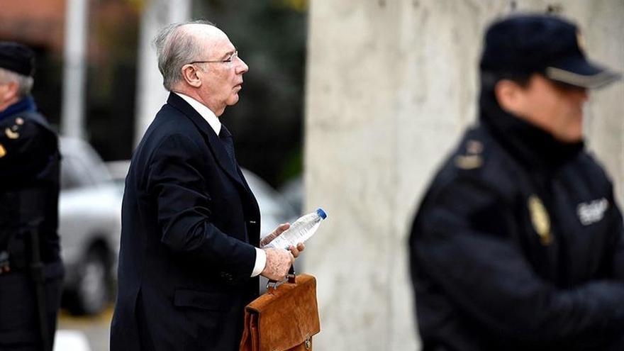 """Fiscal mantiene penas a Blesa y Rato pese a devolver el gasto con las """"black"""""""
