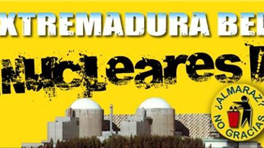 Foto antinuclear / Foro Extremaño Antinuclear