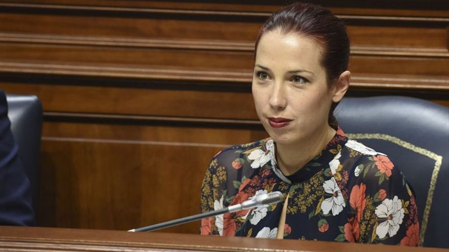 Patricia Hernández. (CARLOS GONZÁLEZ)