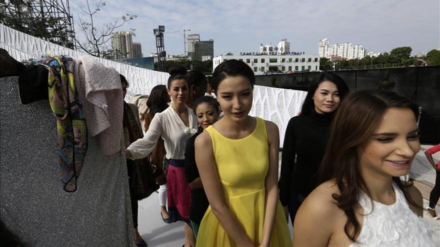 Miss Mundo celebra en China su 65ª edición, con polémica incluida
