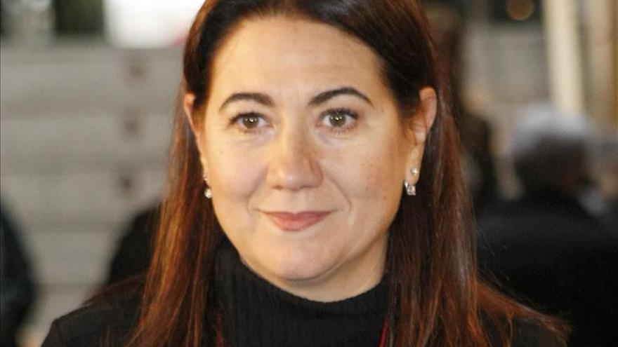 """Luisa Martín asegura que """"los actores no podemos estar impasibles ante problemas reales"""""""