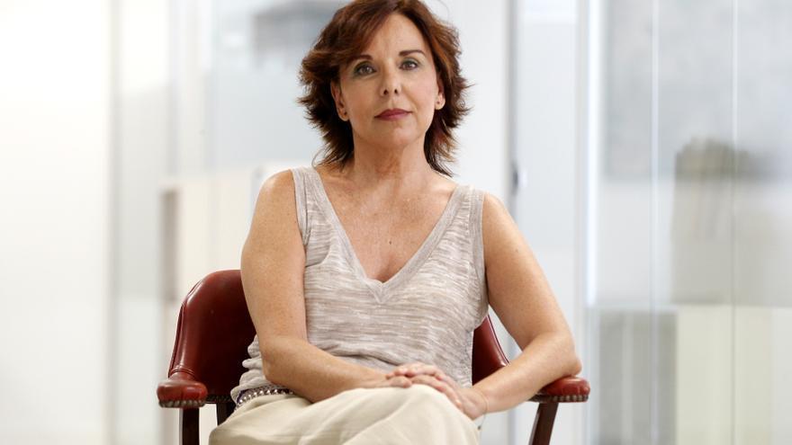 La presidenta del  Consejo de la Transparencia y Buen Gobierno, Esther Arizmendi/Foto: Marta Jara