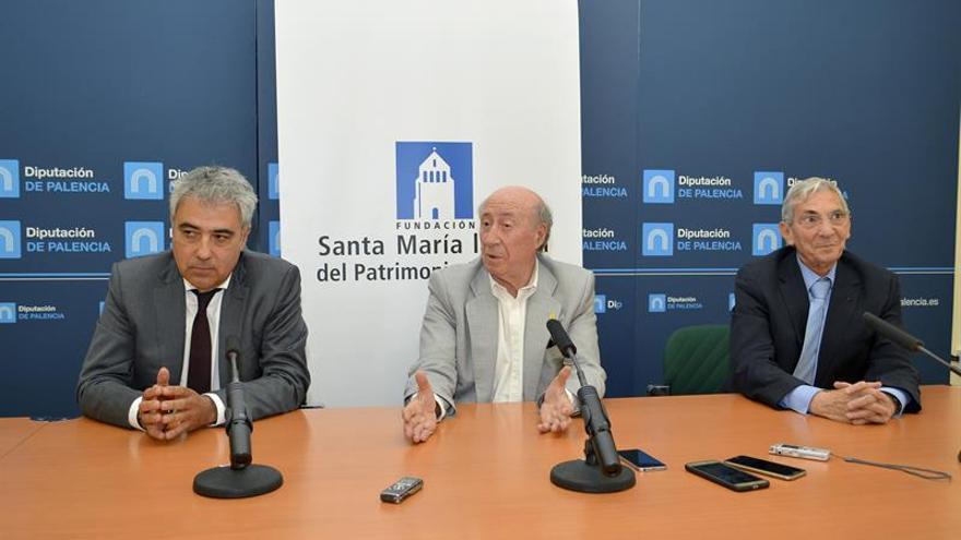 Peridis deja la Fundación Santa María la Real después de 40 años