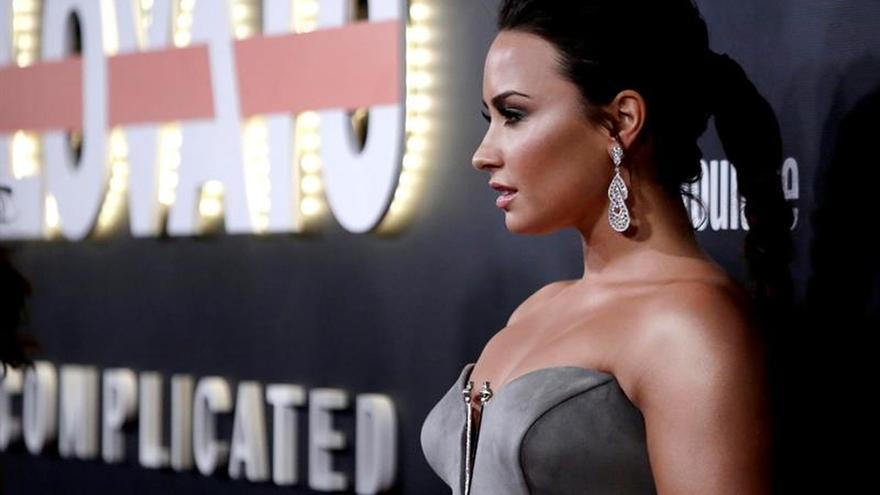 """Demi Lovato: """"Soy una persona completamente diferente y estoy feliz por ello"""""""