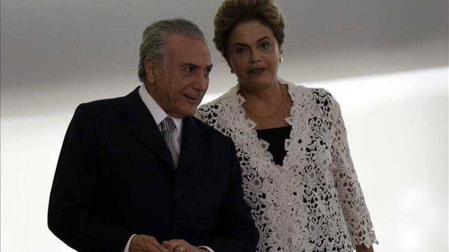 La oposición ajusta piezas para la reanudación del juicio contra Rousseff
