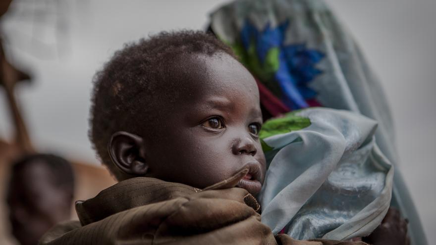 Vacunación en Yida, Sudán del Sur. Foto 3 © Yann Libessart/MSF