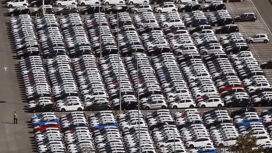 Las ventas de coches crecen un 5,9 % en la primera quincena de febrero