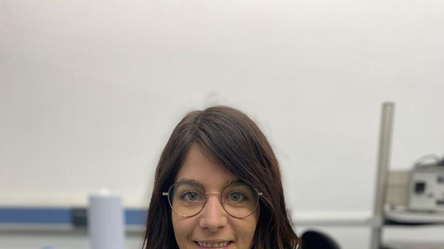 Isabel Abánades Lázaro, joven investigadora de Guadalajara seleccionada para los Lindau Nobel Laureate Meetings
