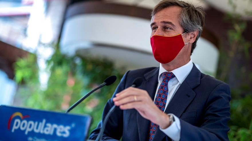 """Terol dice que el PP ha decidido poner una línea roja con su """"pasado malo"""""""