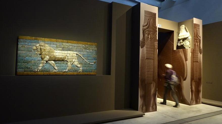 El Louvre de Lens redescubre Mesopotamia