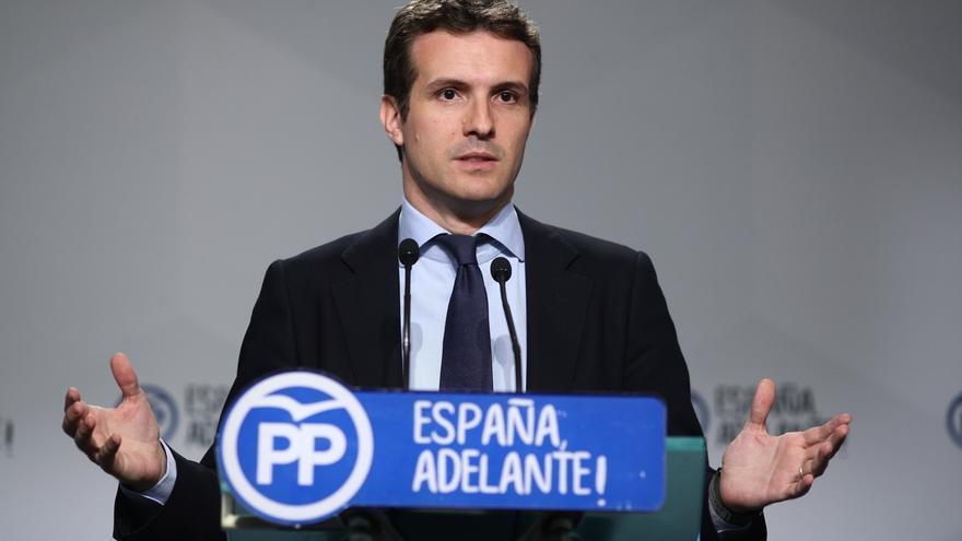 """El PP, """"preocupado"""" por la plurinacionalidad de Sánchez: """"Que no juegue con la ambigüedad en pleno desafío secesionista"""