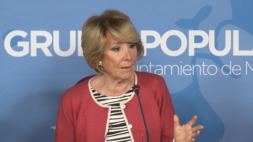 """Aguirre: """"Ciudadanos lo que tiene que hacer es entrar en el Gobierno"""""""