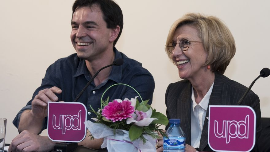 UPyD arranca en Madrid la campaña de unas difíciles elecciones en las que se juega su supervivencia