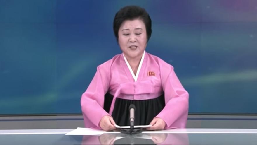 """""""Cuando Ri anunciaba noticias, los enemigos temblaban de miedo"""" // CNN"""