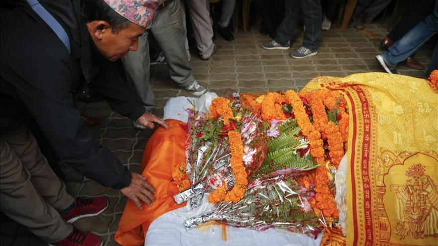 Muere ex primer ministro nepalí Sushil Koirala, artífice de la Constitución