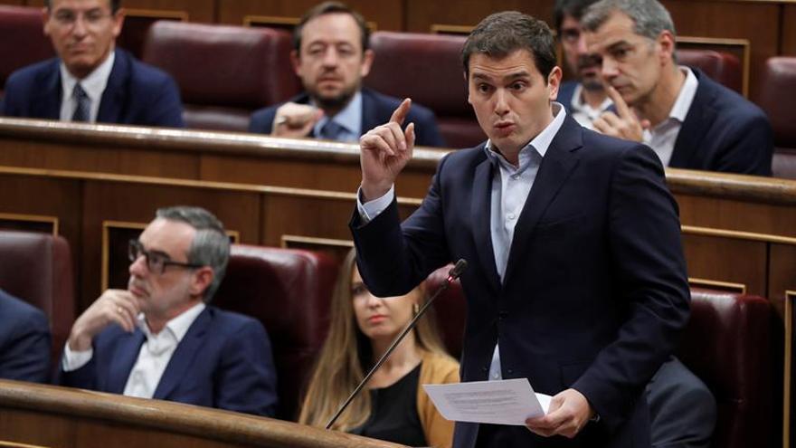 Rivera da por roto el acuerdo con el Gobierno sobre su apoyo al 155