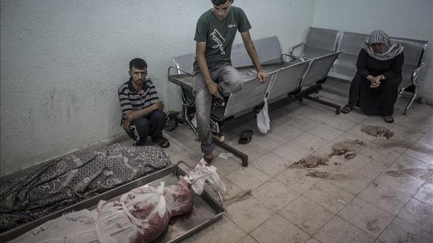 La ONU dice que el bombardeo de una escuela en Gaza es violación de la ley internacional