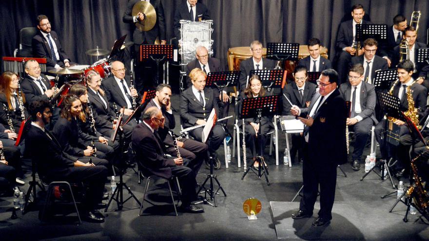 Banda de música FOTO: Ayuntamiento de Azuqueca