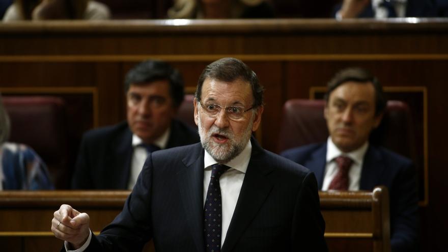 """AMP-Rajoy no descarta cambios y dice que irán """"poco a poco"""" tomando decisiones para ir a las generales en la mejor forma"""