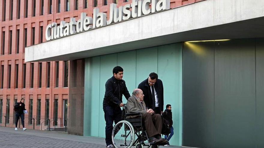 El fiscal se opone a la prescripción invocada por los acusados en el caso Palau