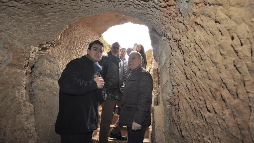 Autoridades locales y provinciales visitaron la ruta de la Línea del Cinca.