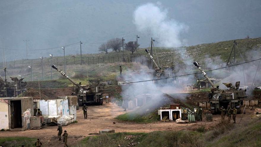 Muere un jefe militar de Hizbulá en un ataque aéreo israelí