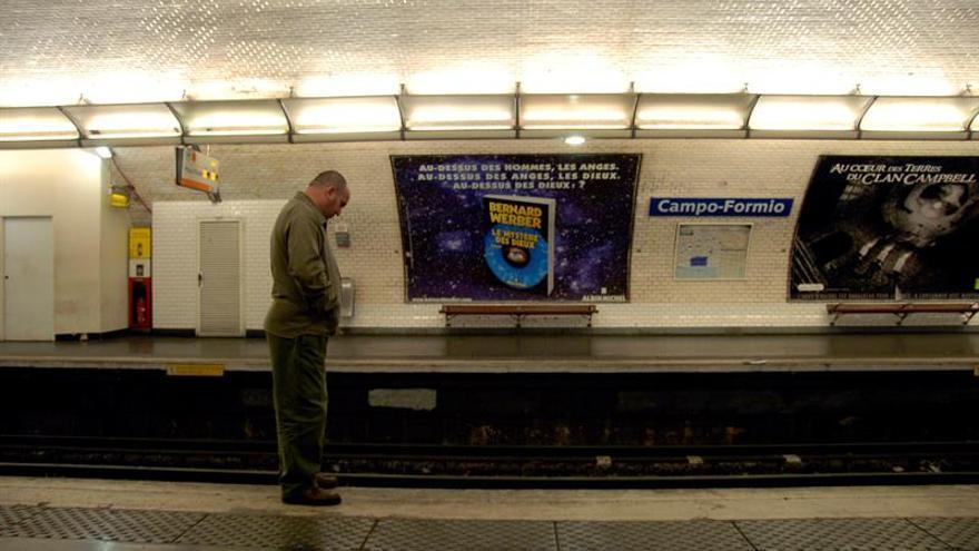 La mitad de las francesas se sienten inseguras en los transportes públicos