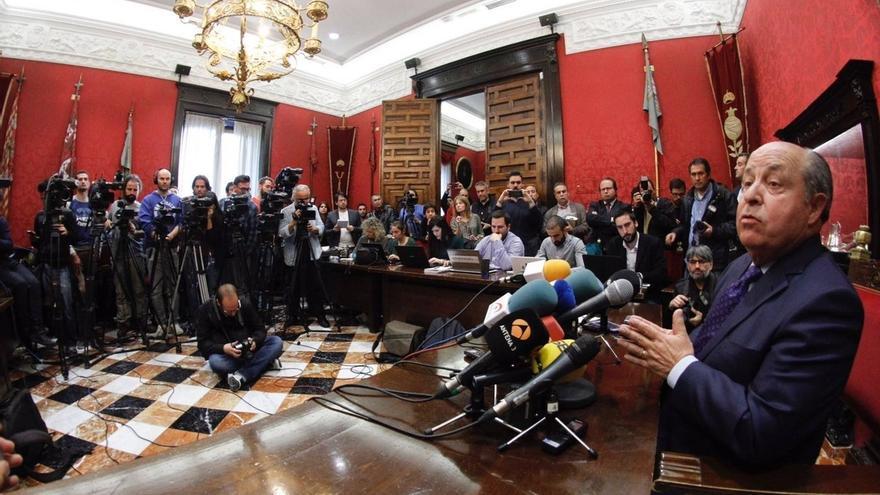 La Operación Nazarí, que supuso la detención del alcalde de Granada y el cambio de gobierno local, cumple hoy un año